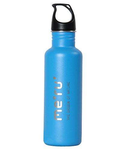 Meru Trinkflasche Splash 0,75l Blue (82) 0