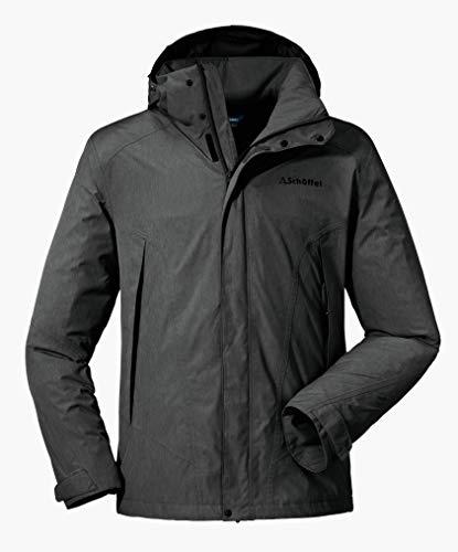 Schöffel Jacket Easy M3 Herren Outdoor Jacke, wasser- und winddichte Allwetterjacke für Männer, leichte und atmungsaktive Herren Regenjacke