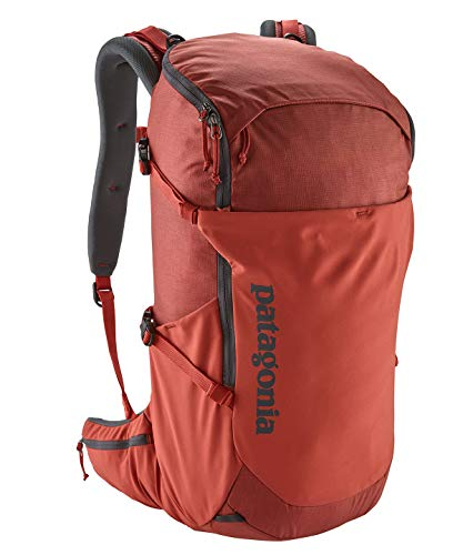 Patagonia Unisex-Erwachsene Nine Trails Rucksack, Mehrfarbig (New Adobe), 32x42x22 centimeters