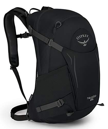 Osprey Hikelite 26 unisex Wanderrucksack - Black (O/S)
