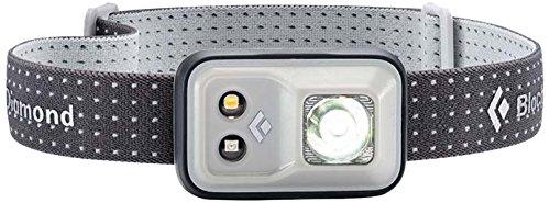 Black Diamond Cosmo Headlamp Black / Outdoor Stirnlampe mit Rotlicht und Dimmfunktion / Batteriebetrieben, max. 200 Lumen