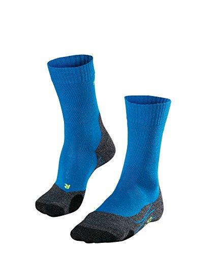 FALKE Herren TK2 Wandersocken Trekking Socken - Wollgemisch, 1 Paar, versch. Farben, Größe  39-48 - hohe Feuchtigkeitsaufnahme, schützt vor Kälte, leichte Polster