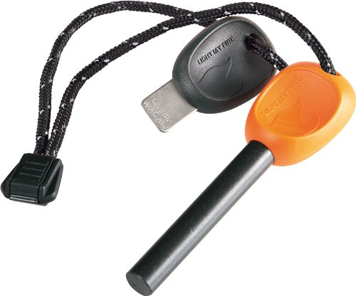 Light my Fire Firesteel Army 12000 Zündungen Swedish FireSteel 2.0, orange, Onesize, 1111