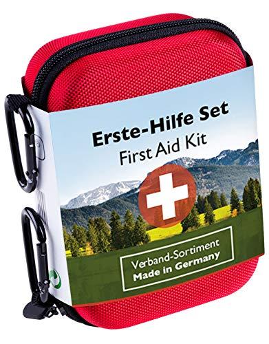 GoLab  Erste Hilfe Set Outdoor, Sport & Reisen für die optimale Erstversorgung aus Deutschland nach DIN 13167
