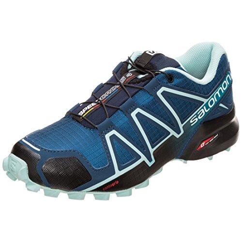 Salomon Damen Trail Running Schuhe, SPEEDCROSS 4 W
