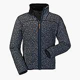 Schöffel Fleece Jacket Anchorage2, warme und leichte Fleecejacke mit höchstem Tragekomfort, atmungsaktive Outdoorjacke für Männer Herren, navy blazer, 50